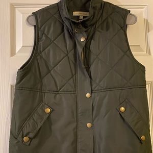 NEW 41 Hawthorne fall vest with pockets